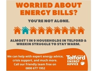 Help available to tackle fuel poverty